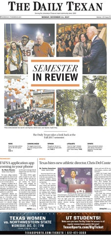 Issue for December 11, 2017
