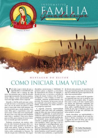 [Informativo Família Guadalupe – 24ª Edição]