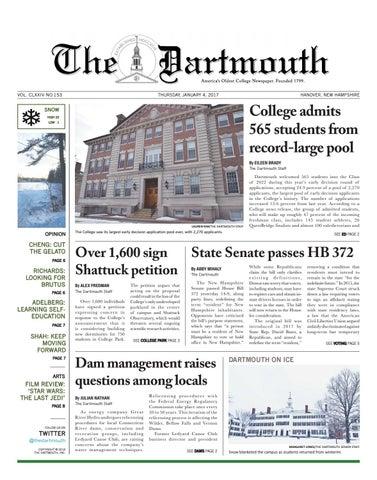 Dartmouth hookup culture