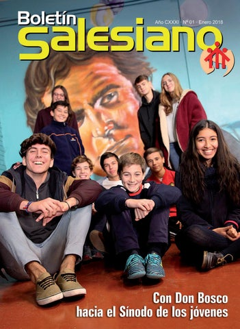Boletín Salesiano, enero 2018