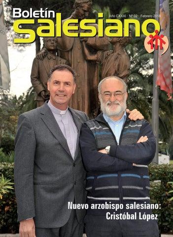 Boletín Salesiano, febrero 2018