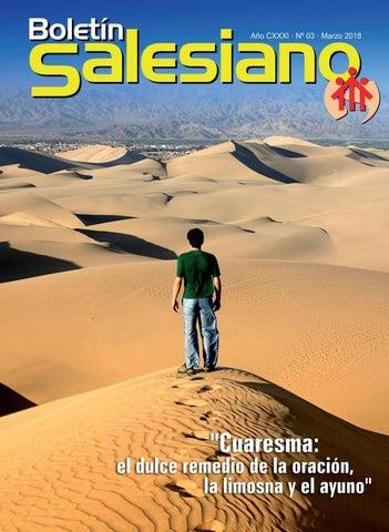 Boletín Salesiano, marzo 2018