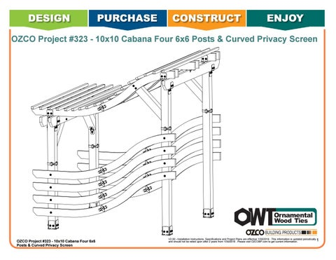 OZCO Project #323 - 10x10 Cabana (4) 6