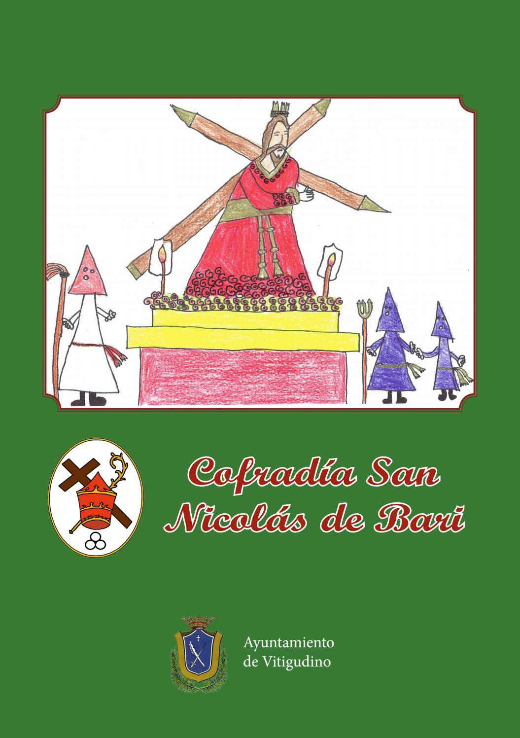 Programa Horarios E Itinerarios Semana Santa Vitigudino  # Muebles Tommys Vitigudino