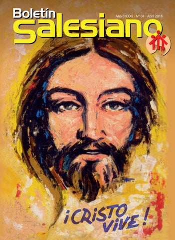 Boletín Salesiano, abril 2018