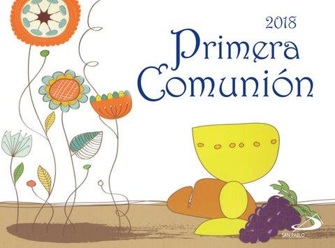 Primera Comunión 2018