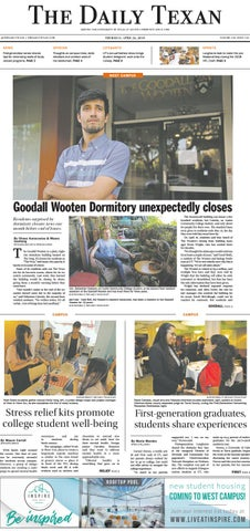 Issue for April 26, 2018