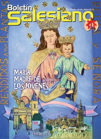 Boletín Salesiano, mayo 2018