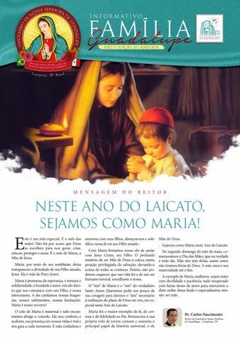 [Informativo Família Guadalupe – 28ª Edição]