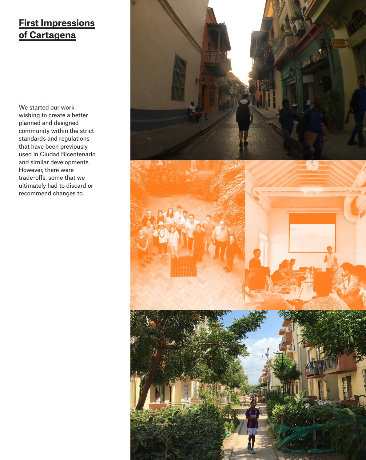 HOUSING + A Live-Work Neighborhood for Low-Income Households in Cartagena, Colombia
