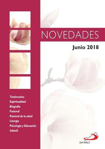 Boletín de novedades junio 2018