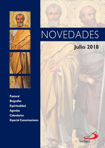 Boletín de novedades julio 2018