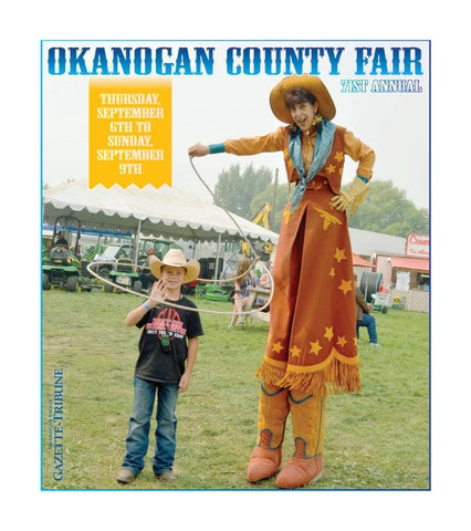 Okanogan County Fair 2018