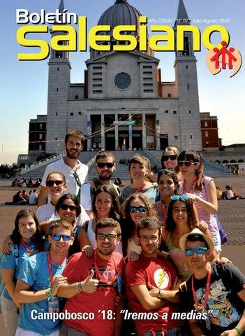 Boletín Salesiano, julio-agosto 2018