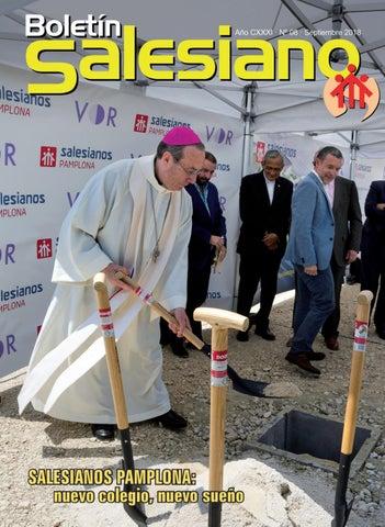 Boletín Salesiano, septiembre 2018