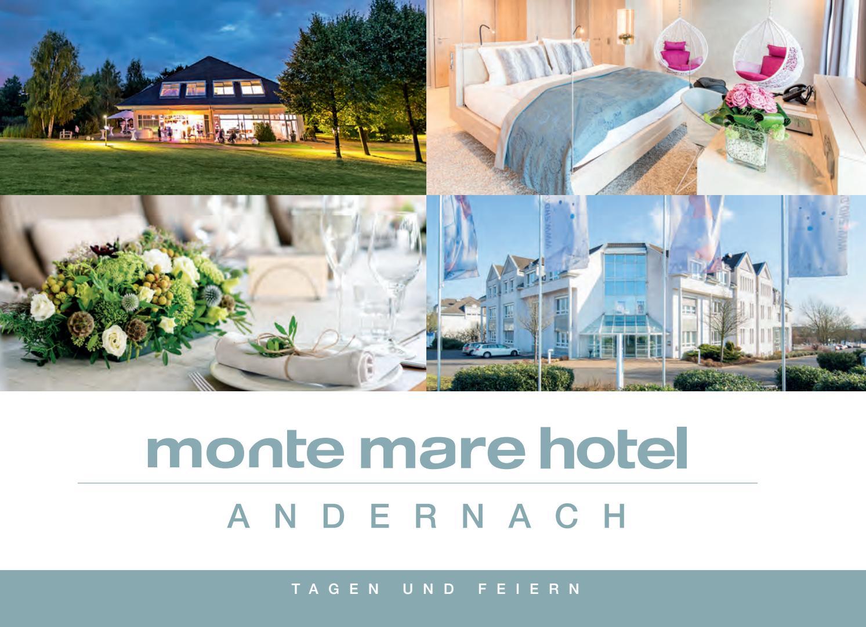 monte mare Hotel Andernach Tagungen - monte mare Andernach