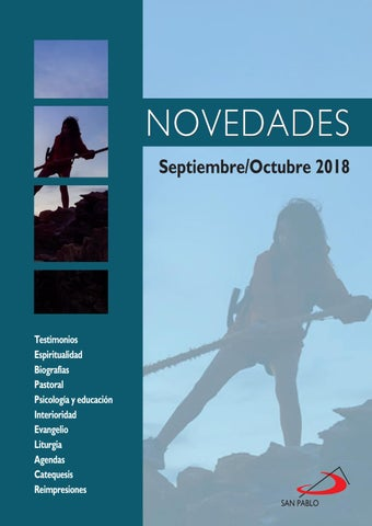 Boletín de novedades Septiembre/Octubre de 2018