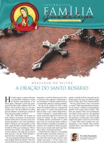 [Informativo Família Guadalupe – 33ª Edição]
