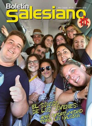 Boletín Salesiano, octubre de 2018