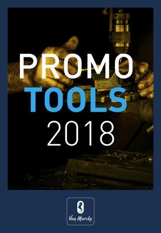 Van Marcke tools | editie 2018
