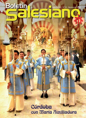 Boletín Salesiano, noviembre 2018