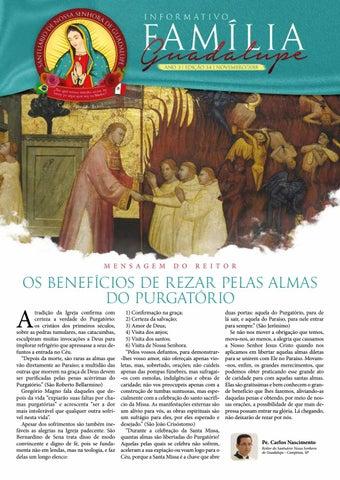 [Informativo Família Guadalupe – 34ª Edição]
