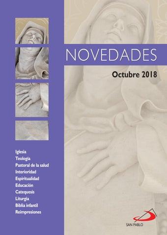 Novedades Octubre 2018