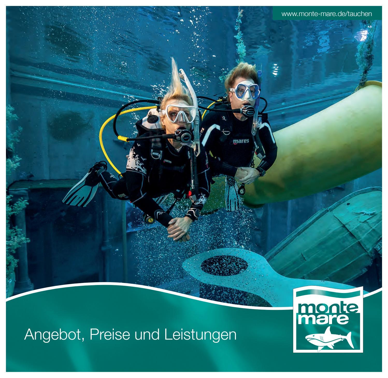 monte mare Indoor-Tauchcenter: Angebot, Preise und Leistungen - monte mare Rheinbach