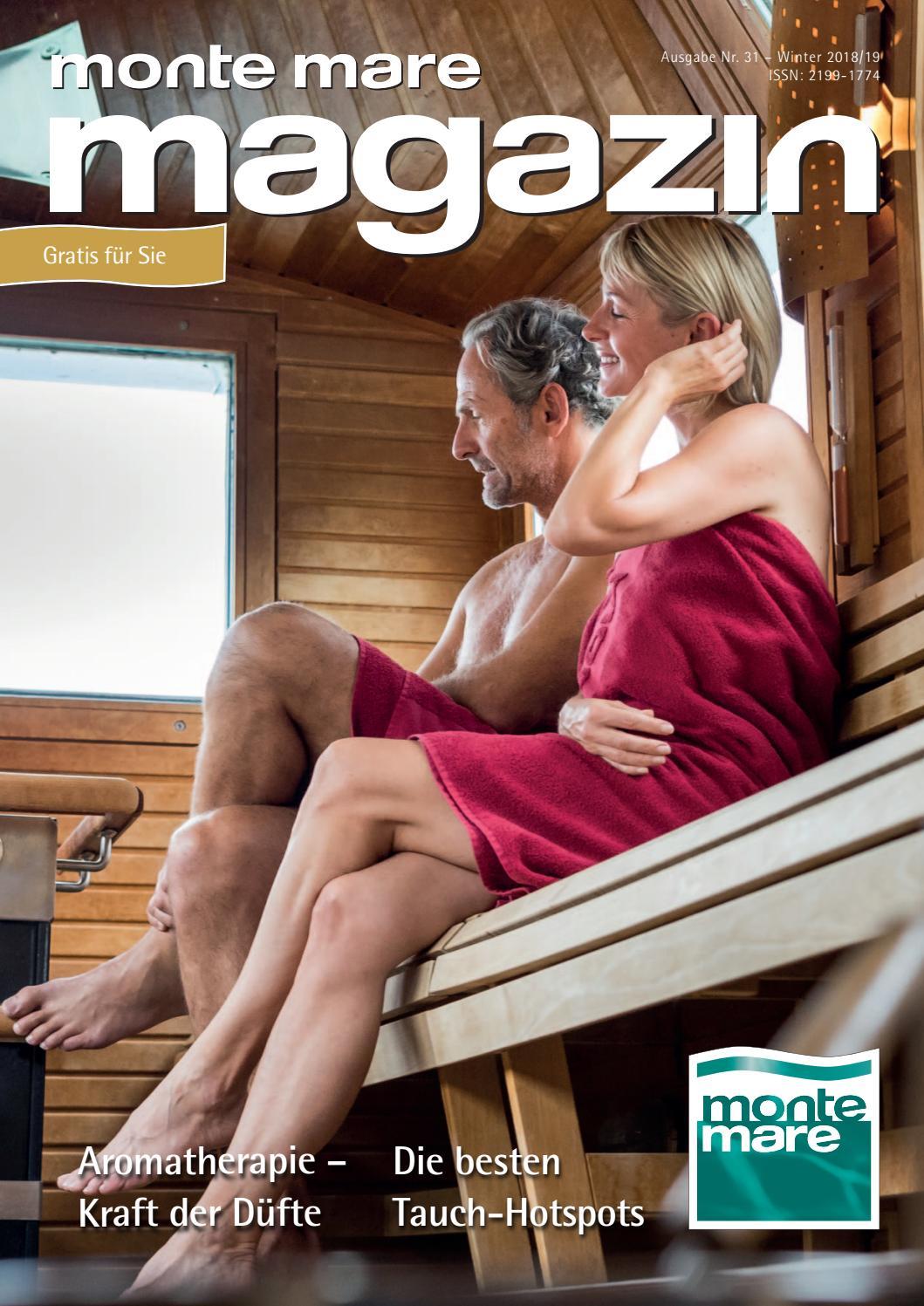 monte mare Magazin Winterausgabe