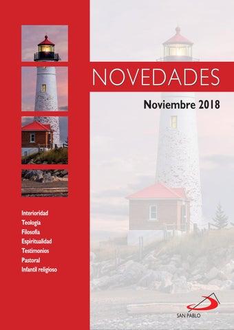 Novedades Noviembre 2018
