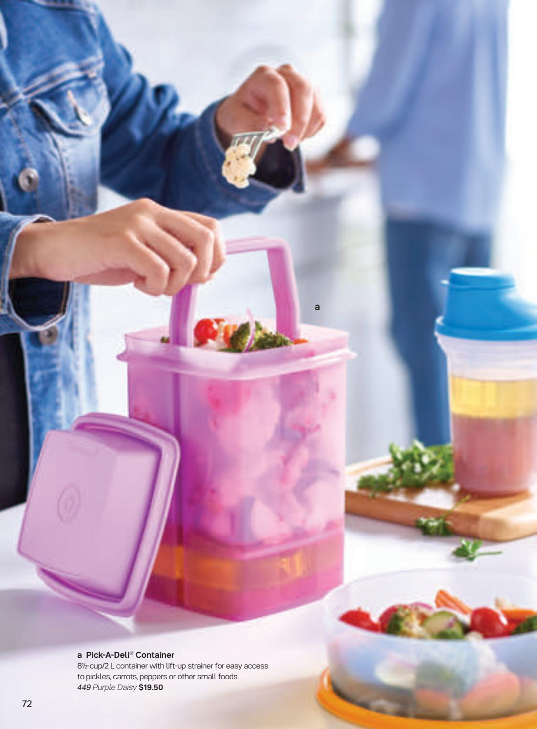 Tupperware Winter/Spring Full Catalog 2019