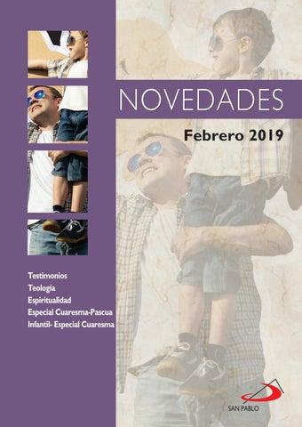 Novedades febrero 2019