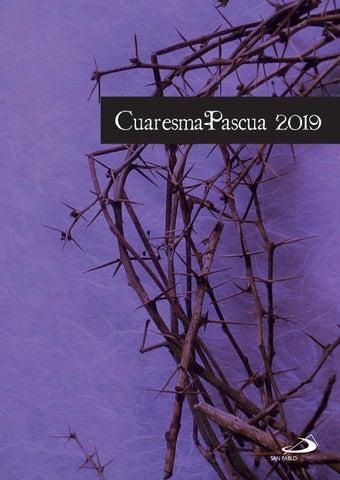 Catálogo especial Cuaresma