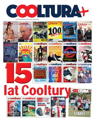 Cooltura Issue 783