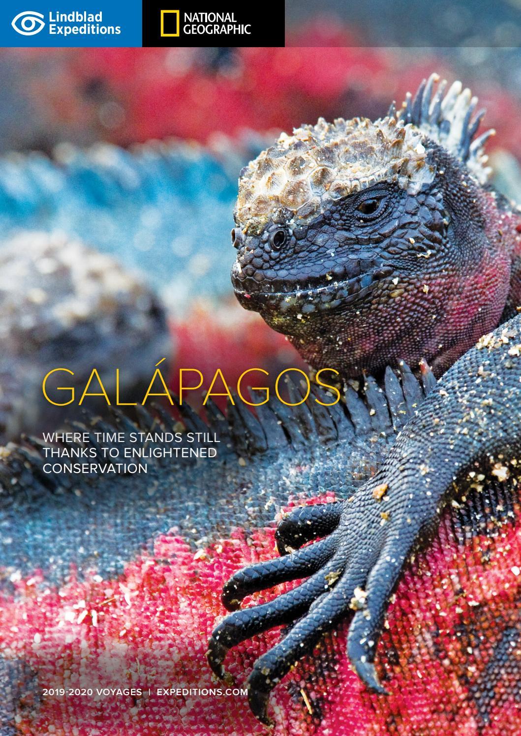 Lindblad Expeditions: Galapagos Islands
