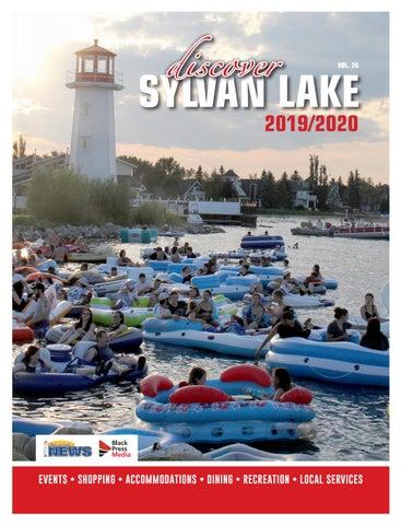 Discover Sylvan Lake
