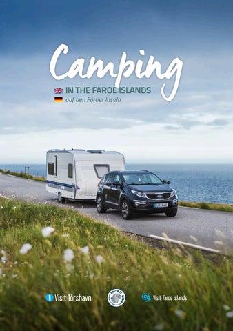 Camping på Færøyene