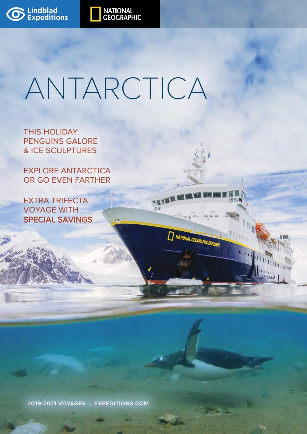 Lindblad Expeditions: Antarctica
