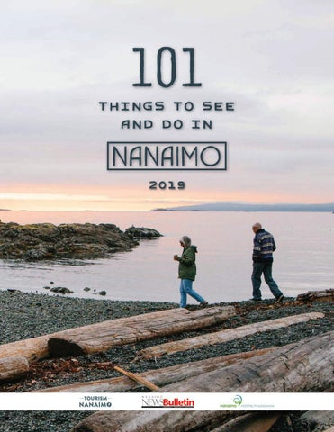 101 Things to See and Do 2019