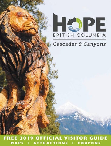 Hope Visitor Guide 2019