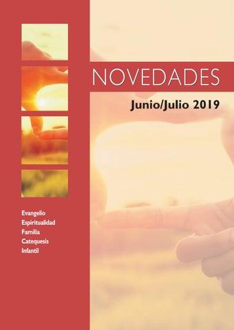Novedades junio/julio 2019