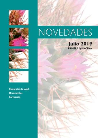 Novedades SAN PABLO julio 2019 - 1