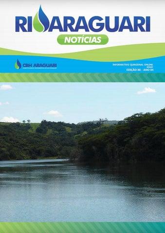 Informativo Online - Rio Araguari Notícias -- 88ª Edição