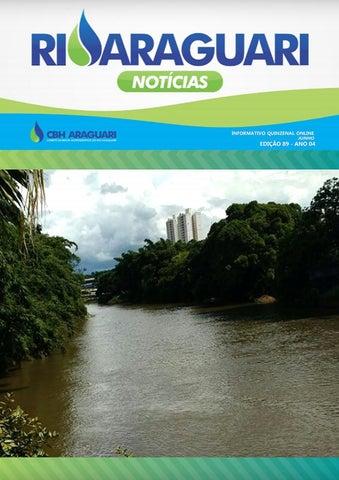 Informativo Online - Rio Araguari Notícias -- 89ª Edição