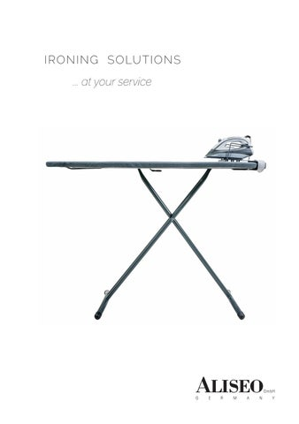 Aliseo Guestroom Ironing Solutions