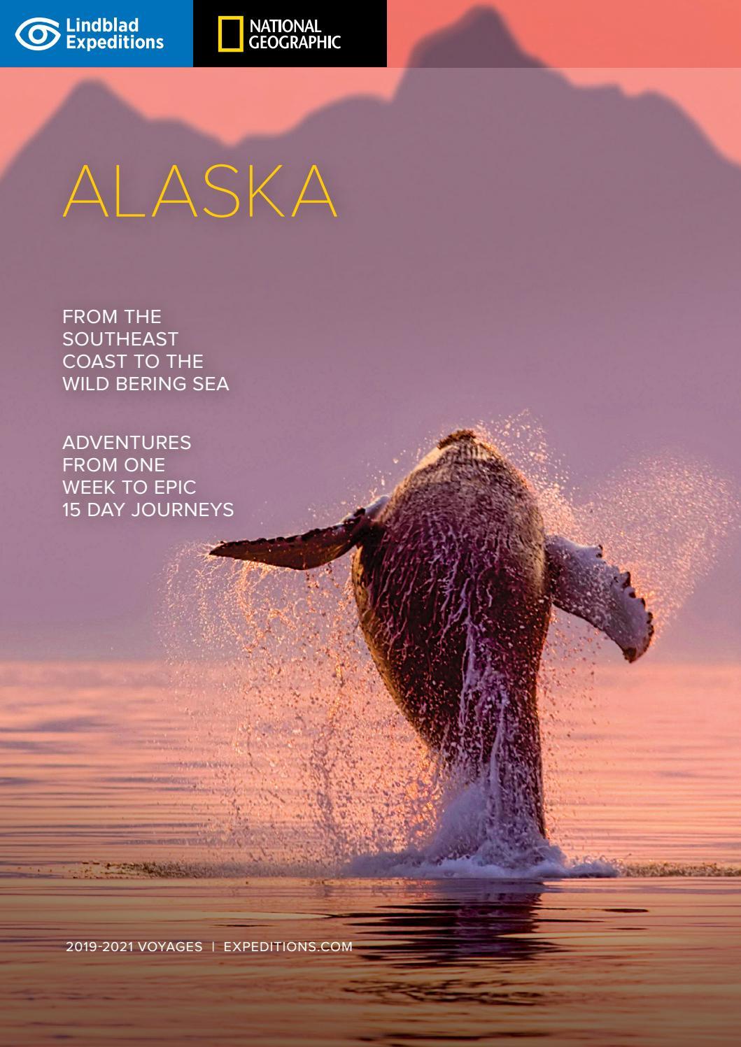 Lindblad Expeditions - Alaska