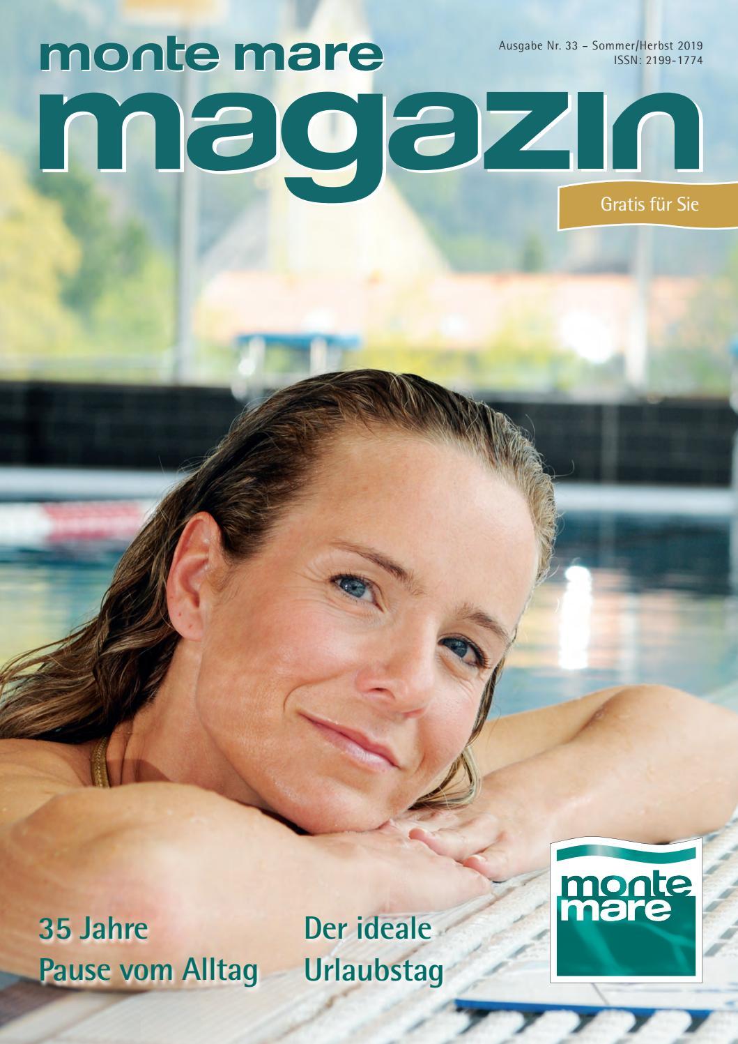monte mare Magazin Sommer 2019 - monte mare Schliersee