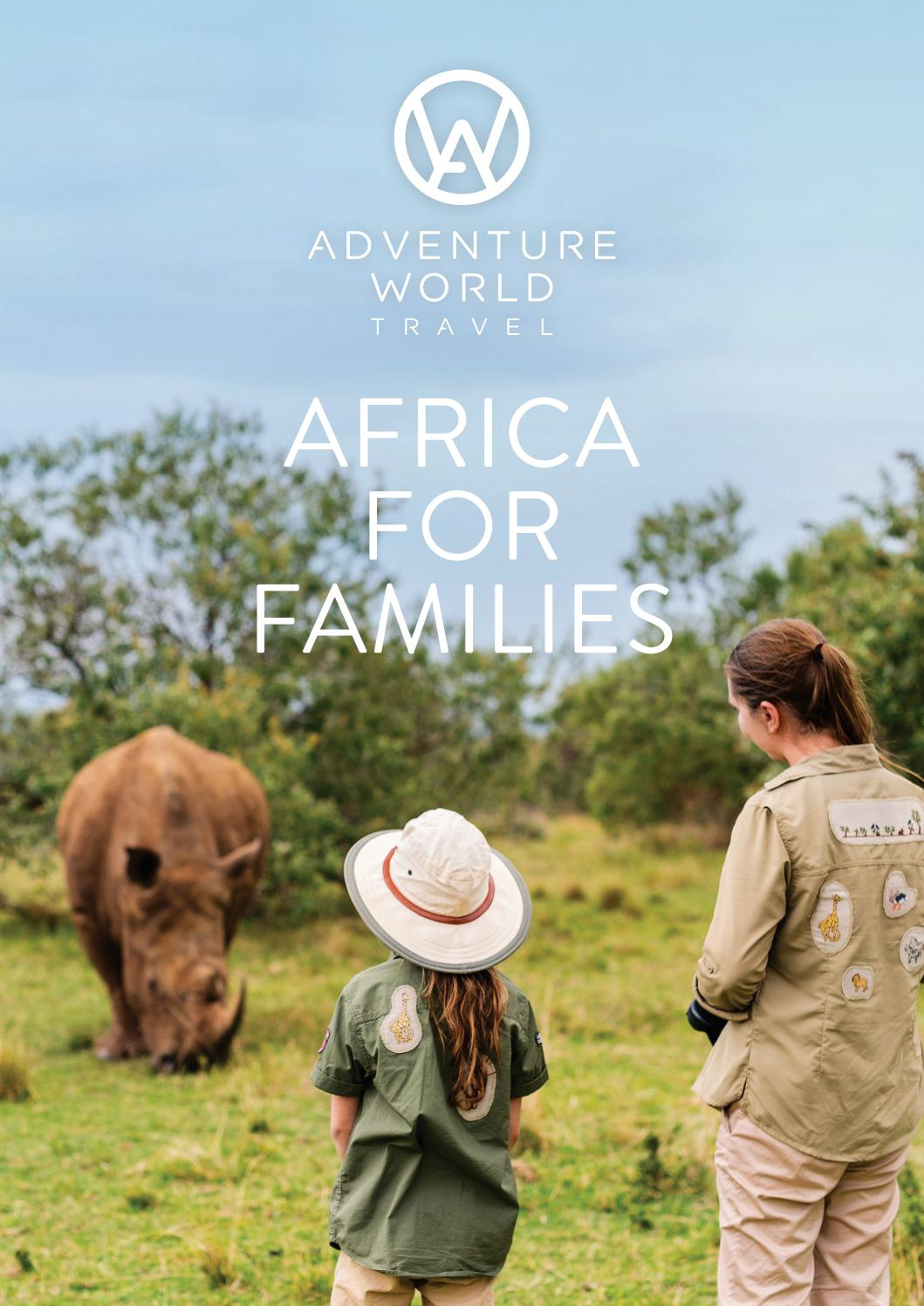 Africa for Families Catalogue