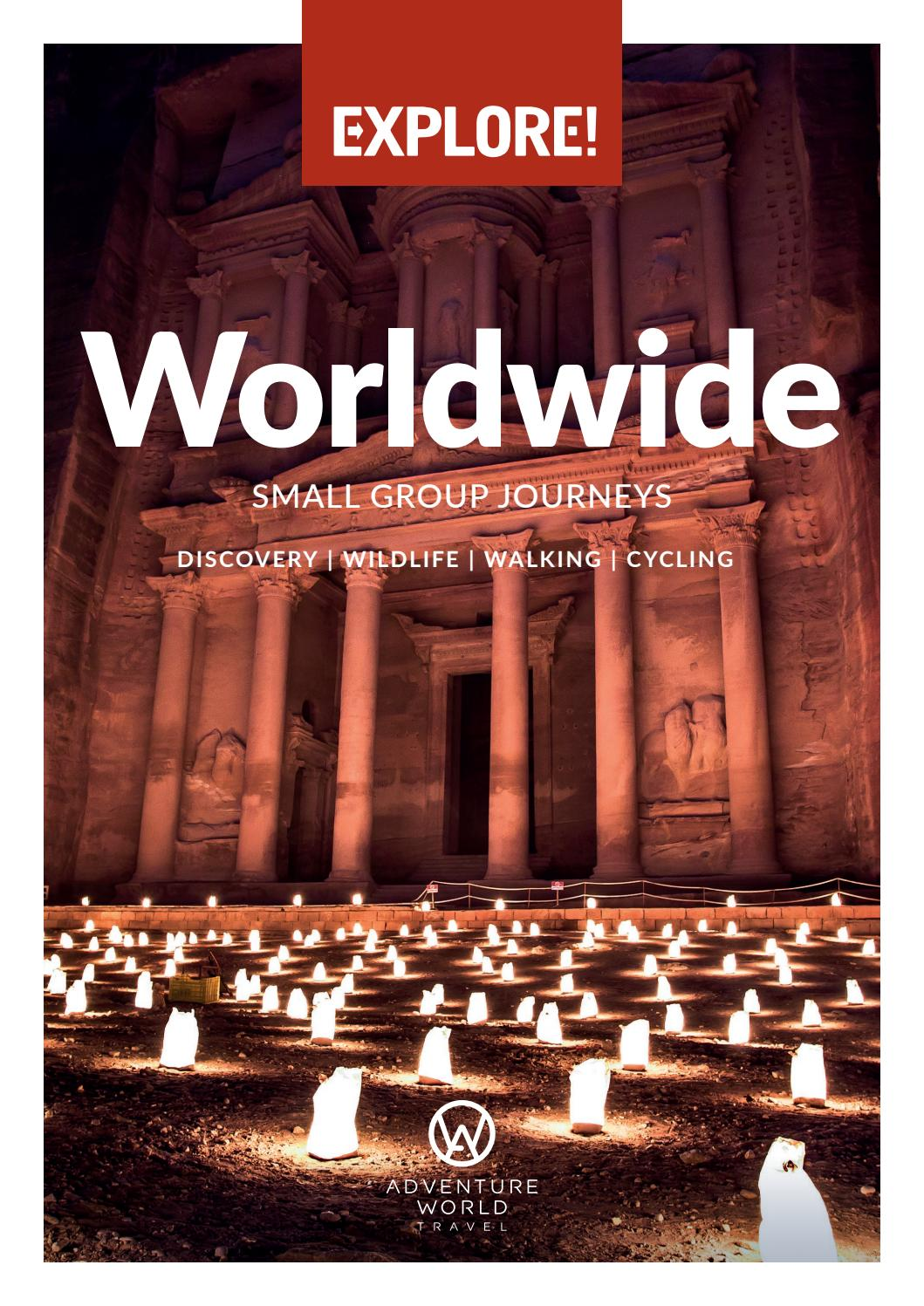 Explore Worldwide Catalogue