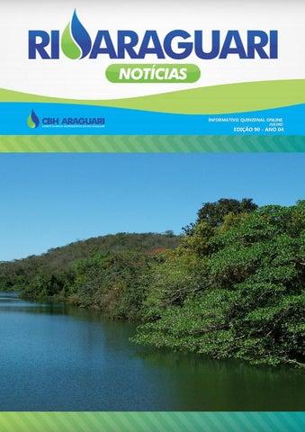 Informativo Online - Rio Araguari Notícias -- 90ª Edição